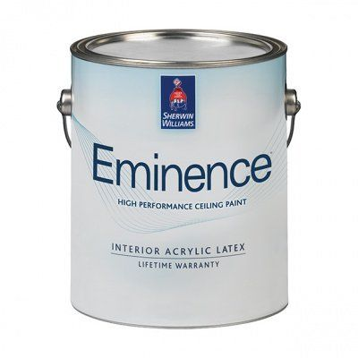 Краска Sherwin Williams | EMINENCE HIGH PERFORMANCE CEILING PAINT фото