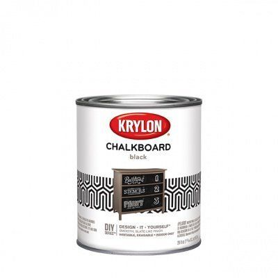Краска Sherwin Williams | Krylon Chalkboard Paint фото