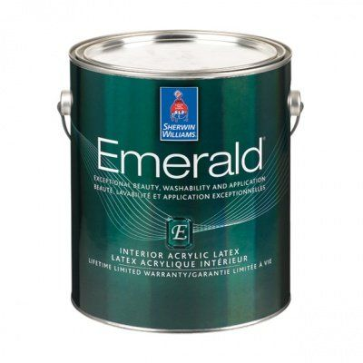 Краска Sherwin Williams | EMERALD INTERIOR SATIN фото