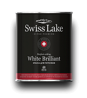Краска Swiss Lake White Brilliant
