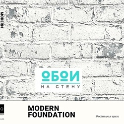 Каталог Modern Foundation