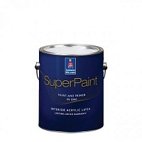 Краска Sherwin Williams SUPER PAINT FLAT