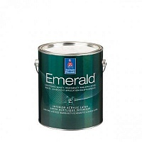 Краска Sherwin Williams EMERALD INTERIOR FLAT