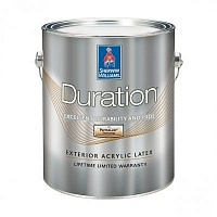 Краска Sherwin Williams | DURATION EXTERIOR FLAT