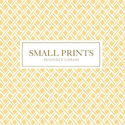 Каталог Small Prints Resource Library